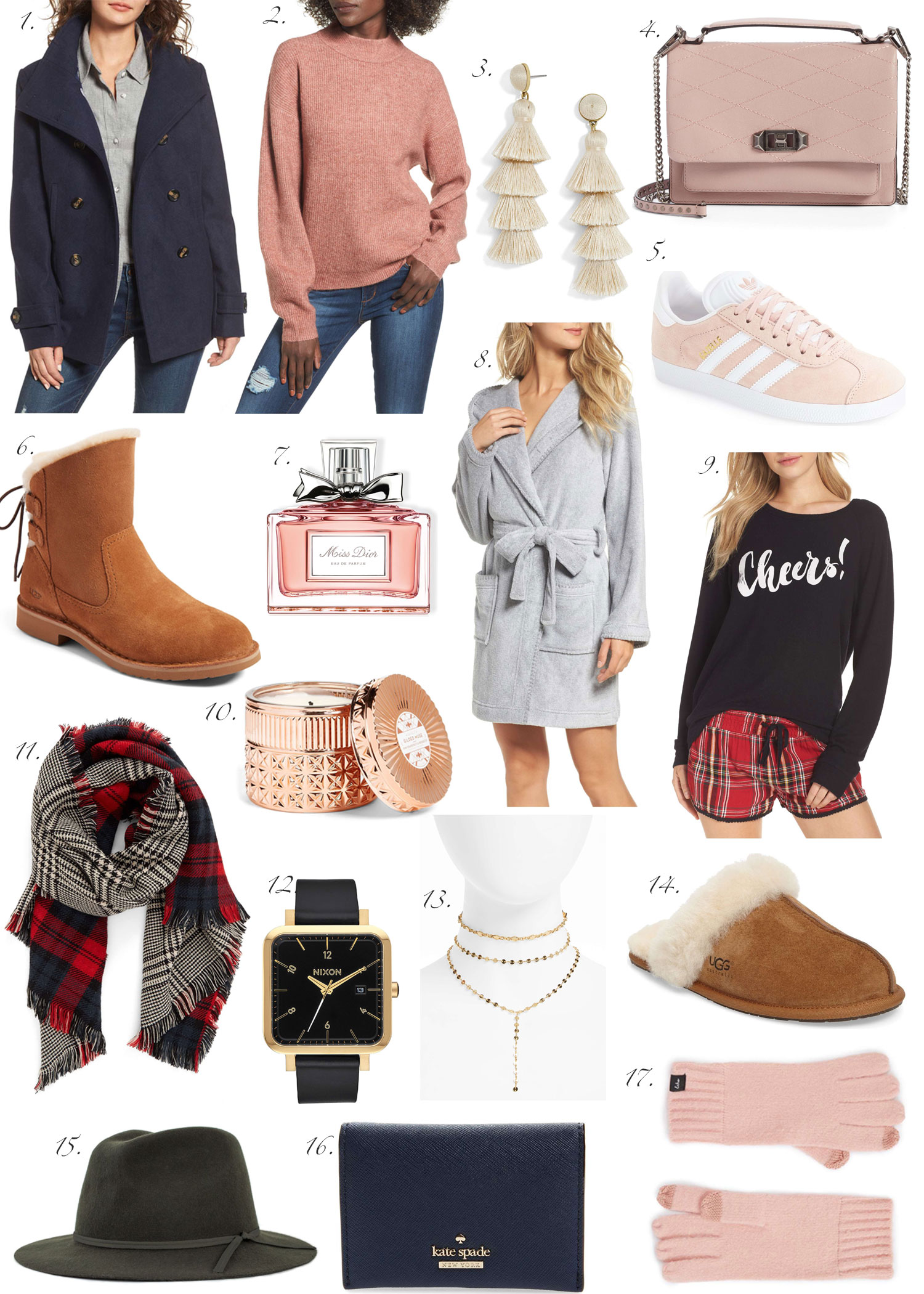 gift guide 2017 for her